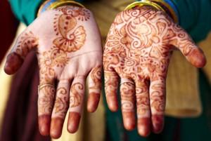 kunst hænder