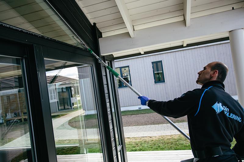 Lav en god aftale og få flotte og skinnende vinduer