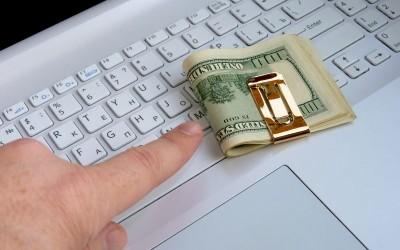 Tjen mange penge på nettet