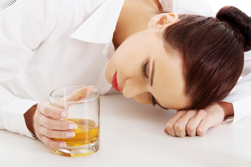 Alkoholbehandling med positiv resultater
