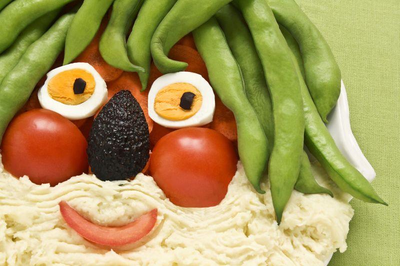 Inspirende måder at spise sund mad på